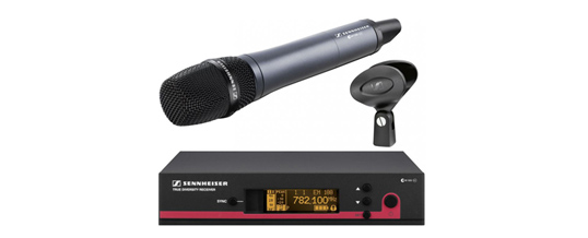 SENNHEISER EW135 G3 Evolution 100