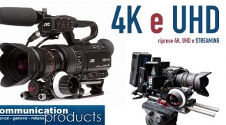 riprese video ultra HD 4K CAM – STREAMING LIVE – timelapse