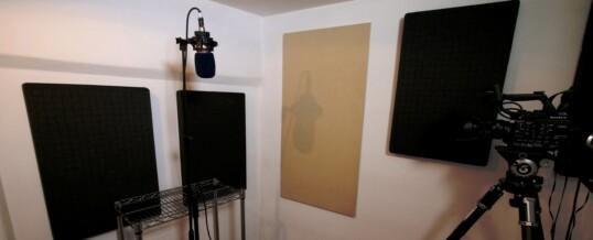 Sala Registrazione Audio