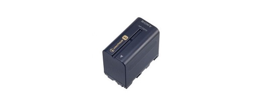 Sony NP-F960 Batteria – Noleggio/Rental