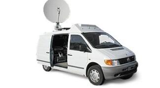 servizi di connettività e Collegamento video IP e internet via satellite e tramite Router veloci LTE  noleggio/rental