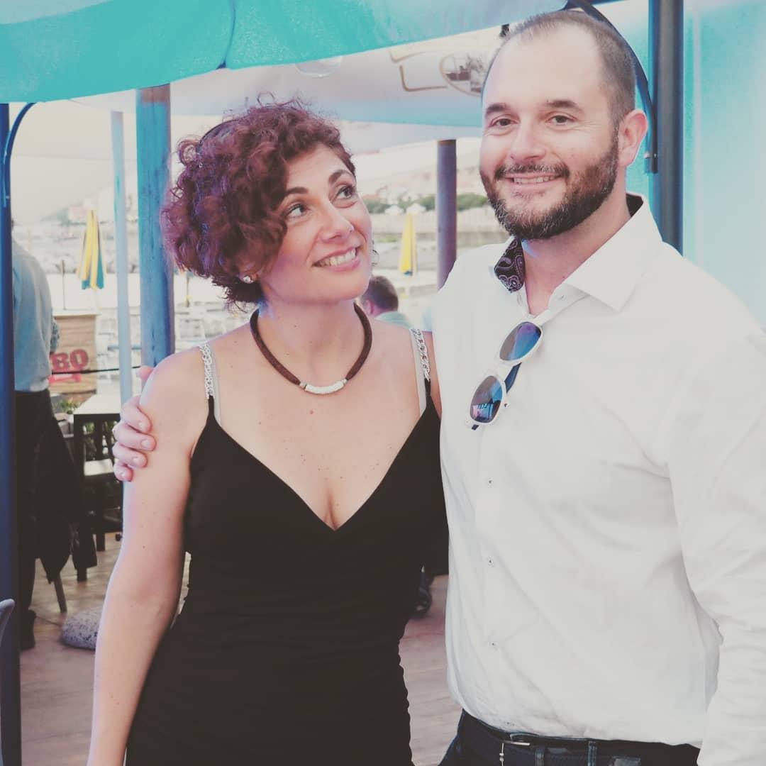 Valeria e Lorenzo Ravella