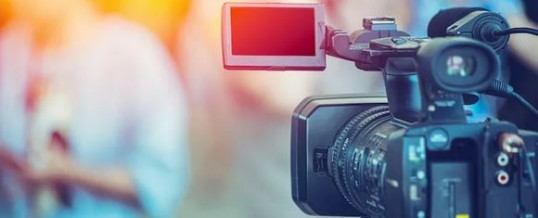 WORKSHOP  INTENSIVO VIDEO REPORTER